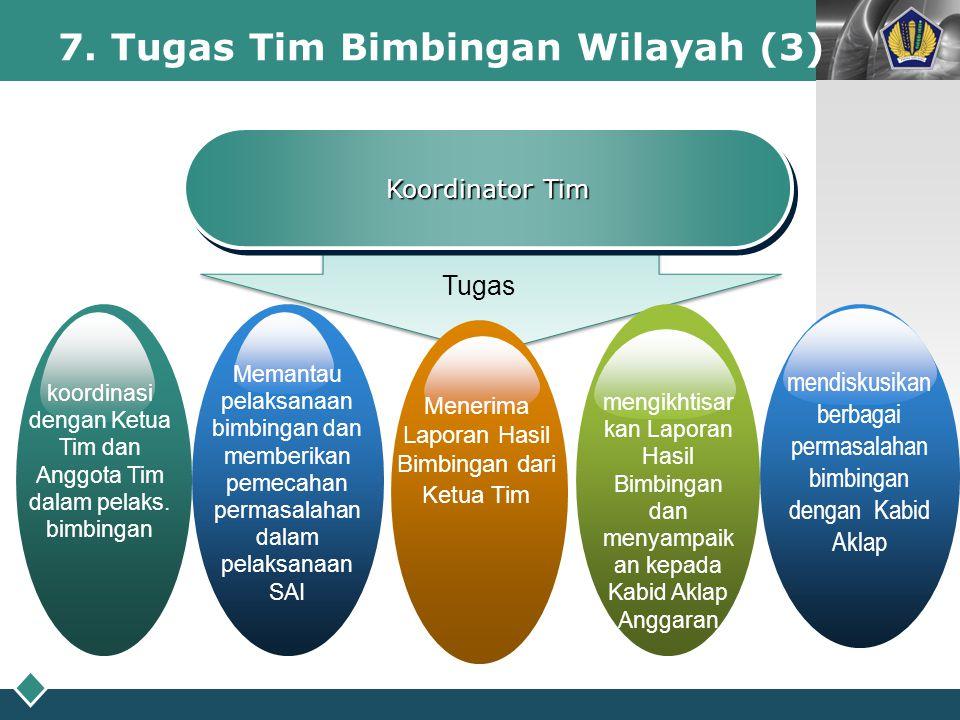 7. Tugas Tim Bimbingan Wilayah (3)