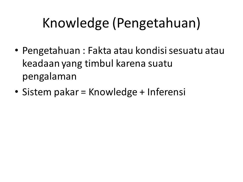 Knowledge (Pengetahuan)