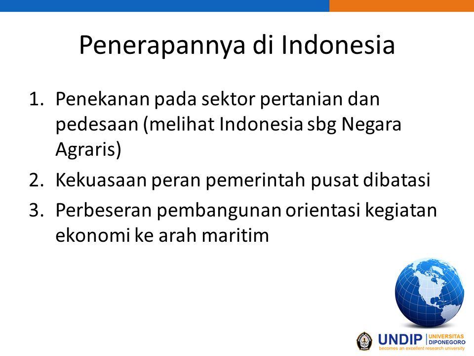 Penerapannya di Indonesia