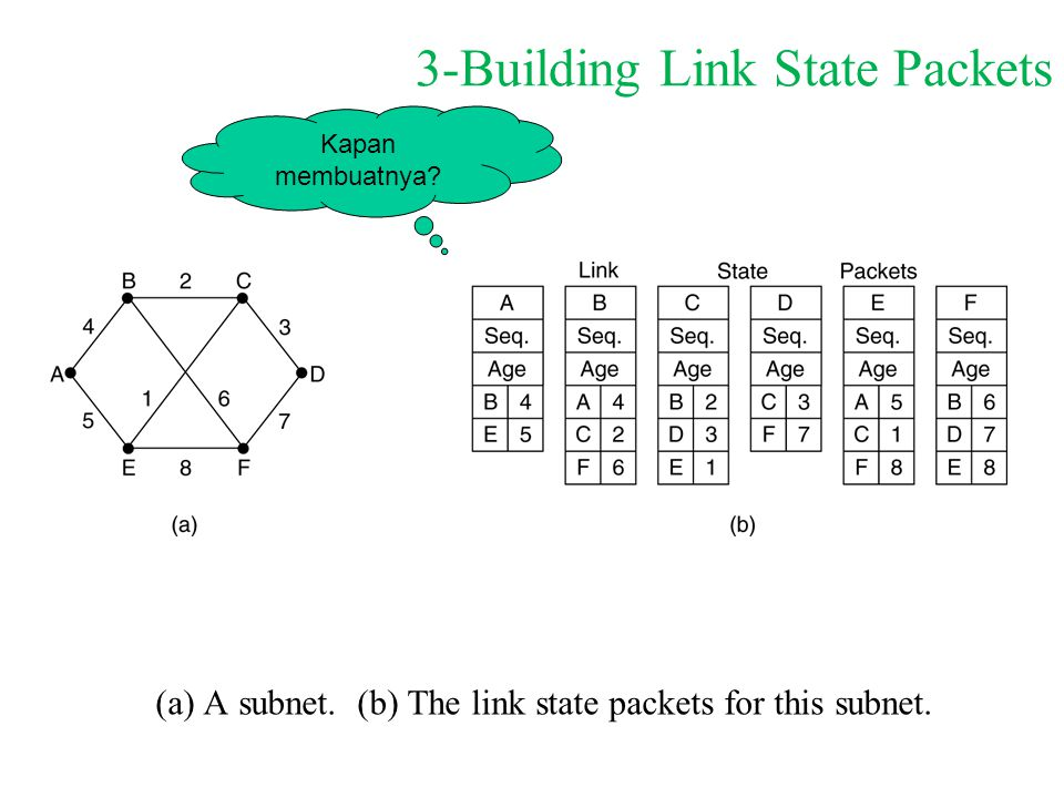 3-Building Link State Packets