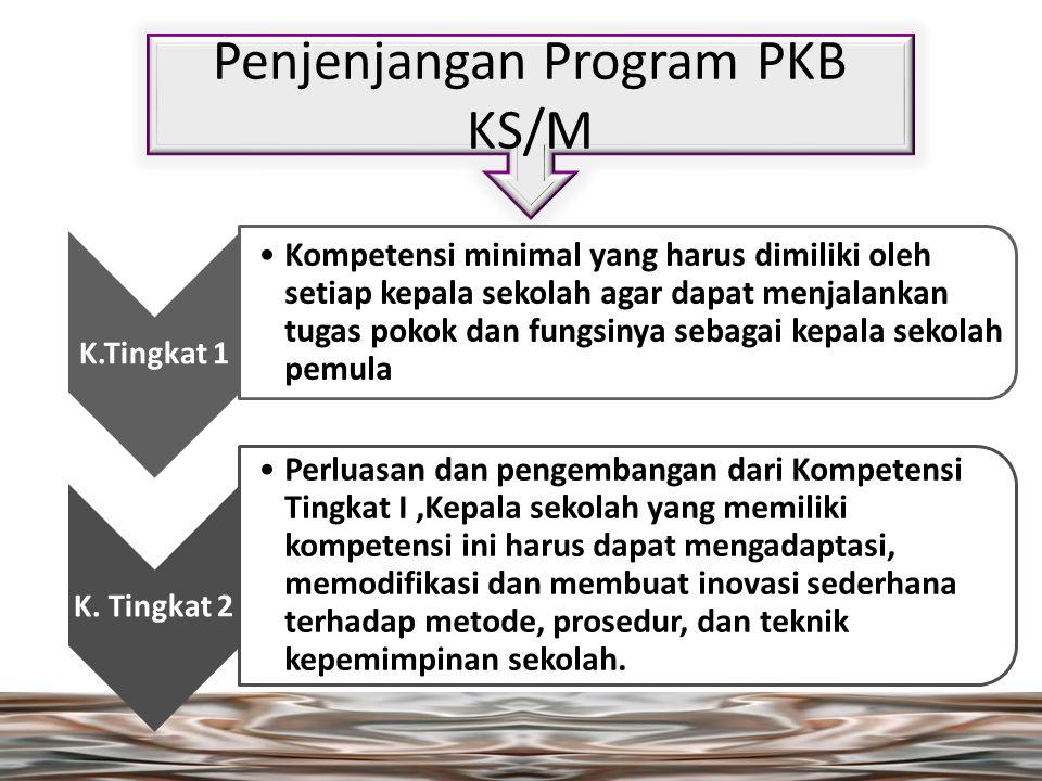 Penjenjangan Program PKB KS/M