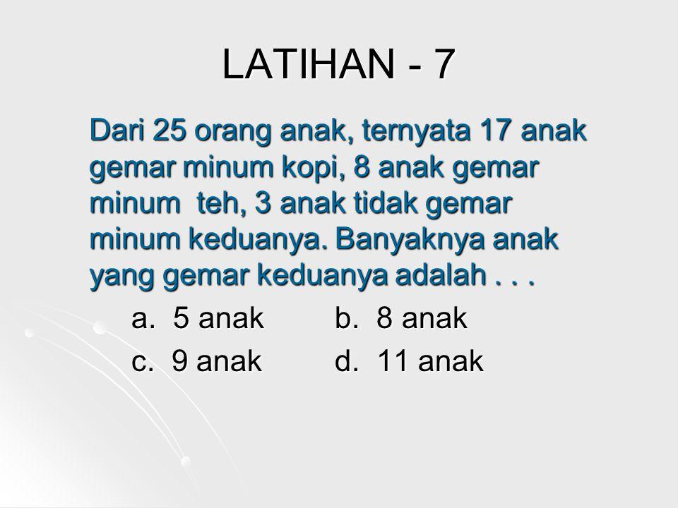 LATIHAN - 7