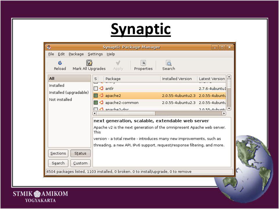Synaptic 8 8 8 8 8