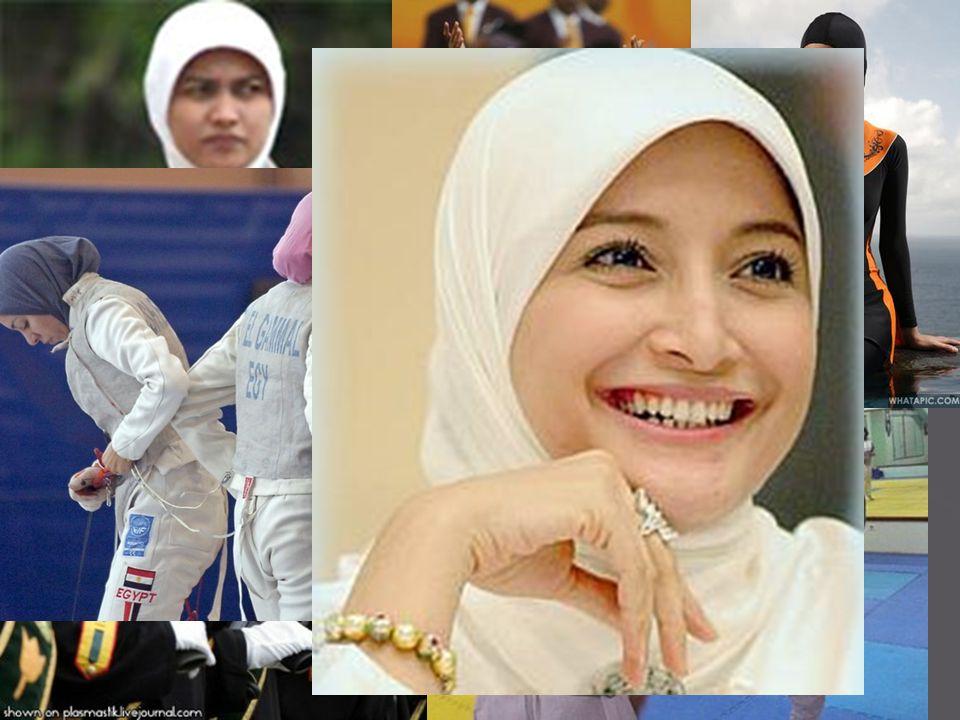 Benarkah dengan pakaian Islami menghambat aktivitas dan karir