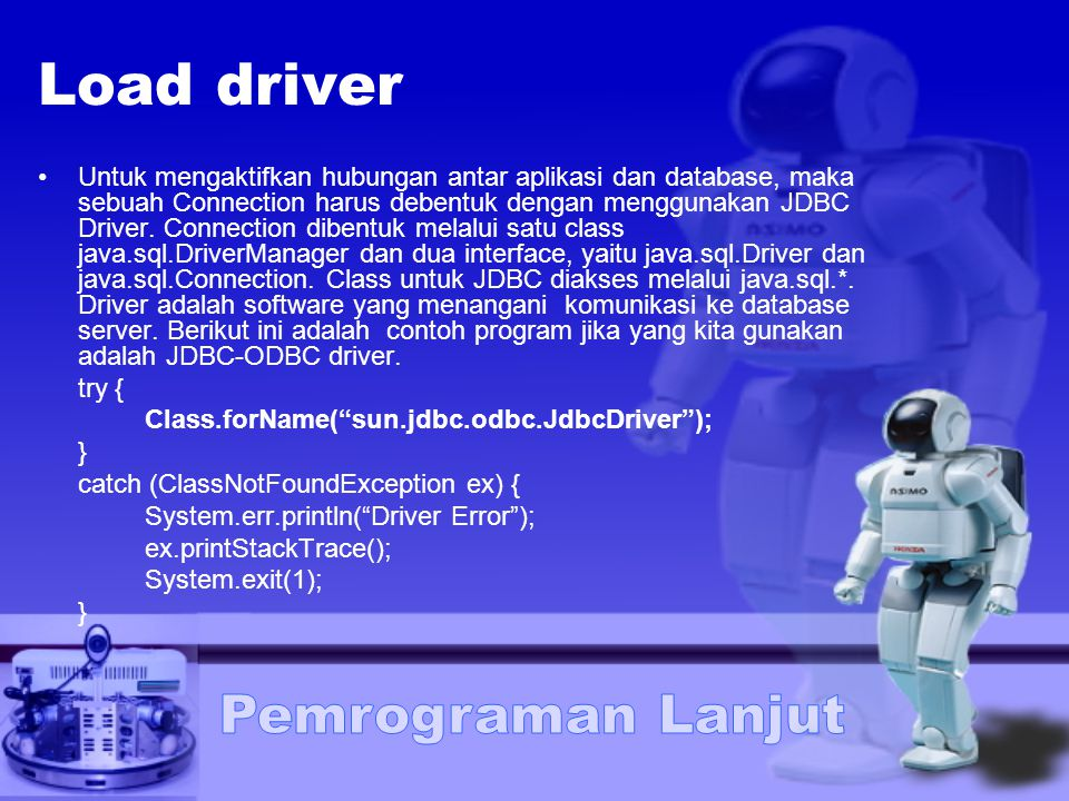 Load driver