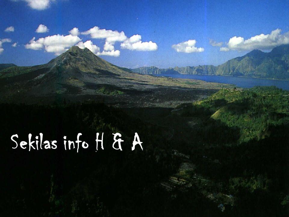 Sekilas info H & A
