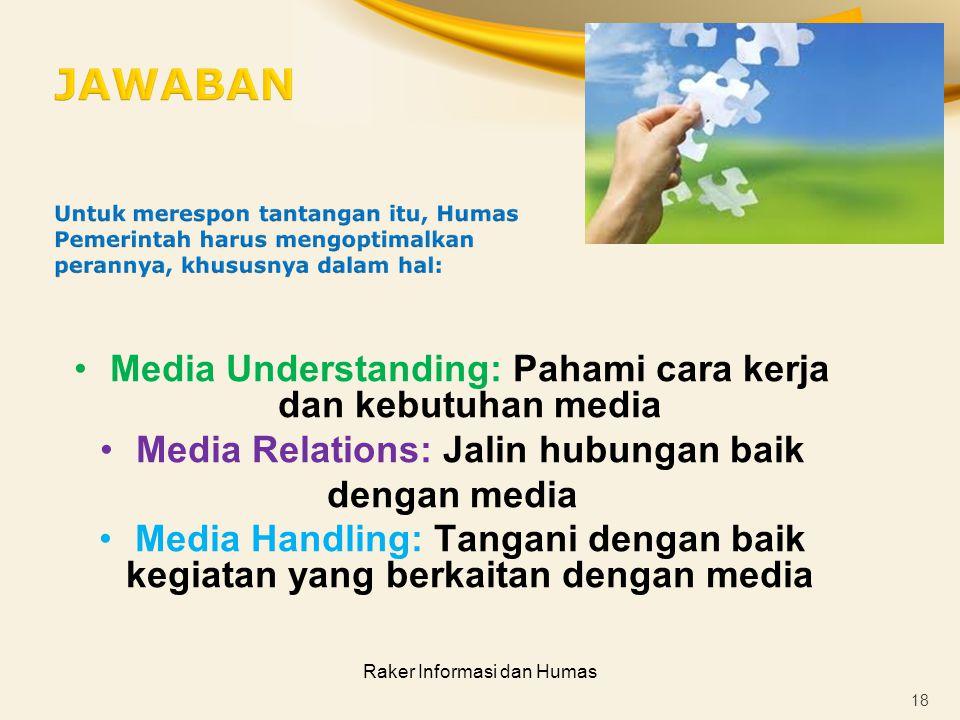 Media Understanding: Pahami cara kerja dan kebutuhan media