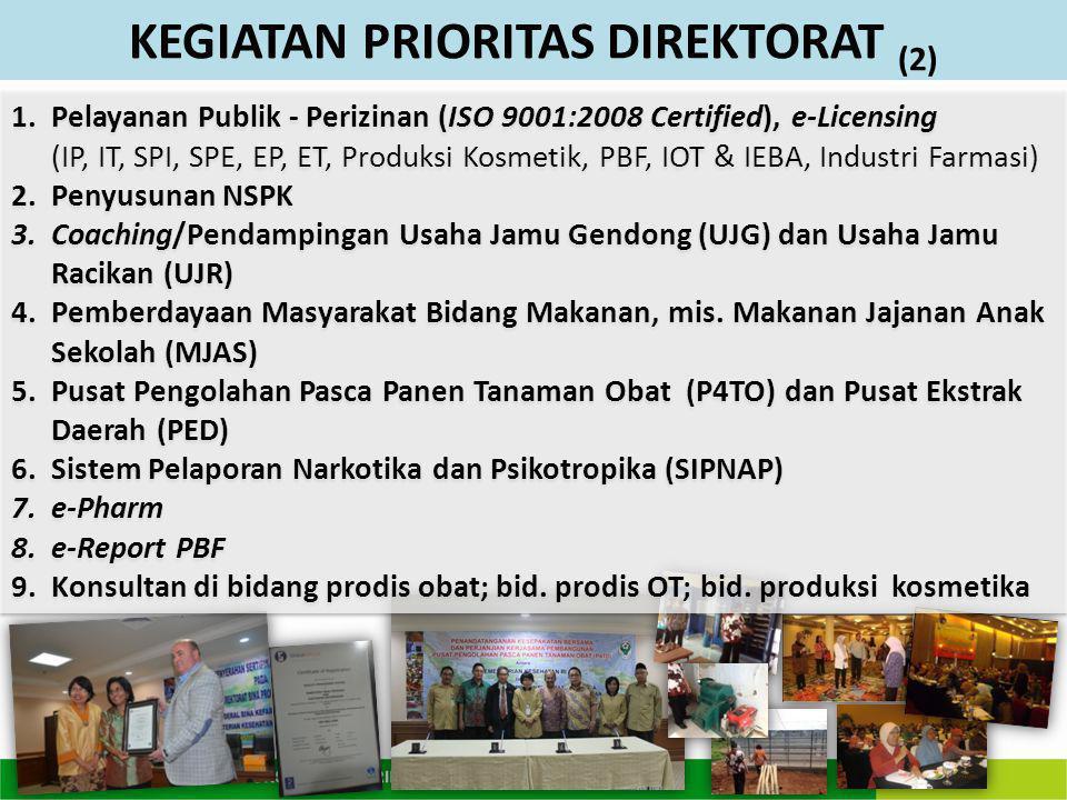 KEGIATAN PRIORITAS DIREKTORAT (2)