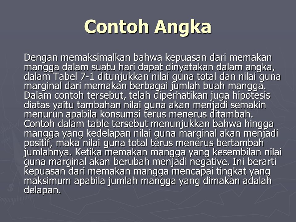 Contoh Angka
