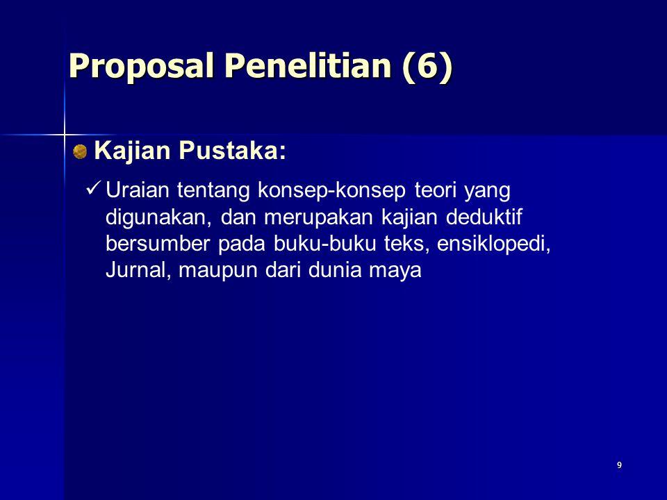 Proposal Penelitian (6)
