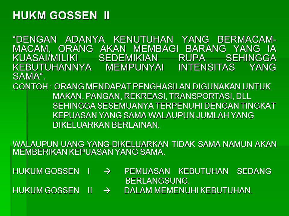 HUKM GOSSEN II
