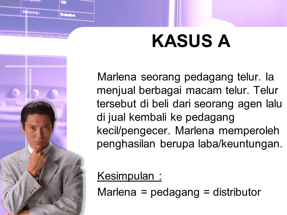 KASUS A