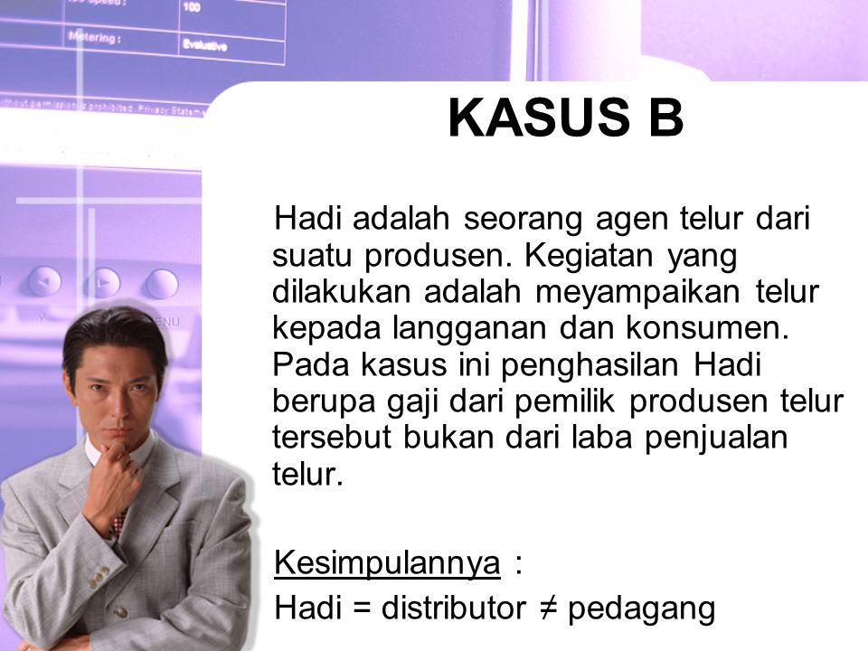 KASUS B