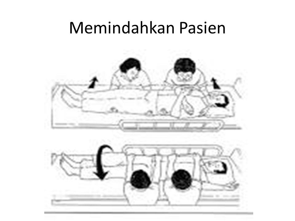Memindahkan Pasien