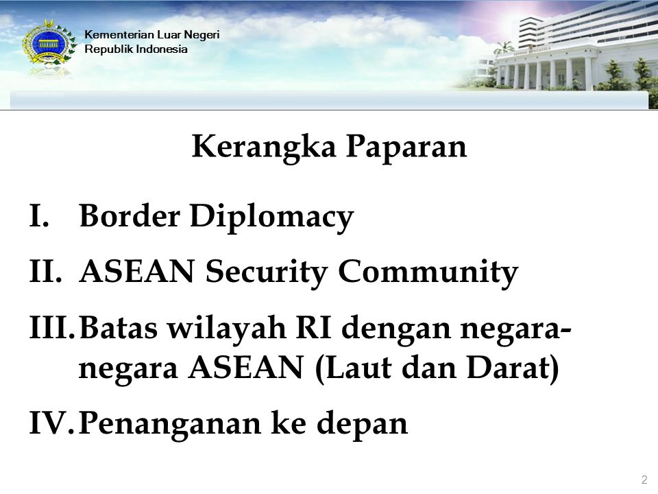ASEAN Security Community