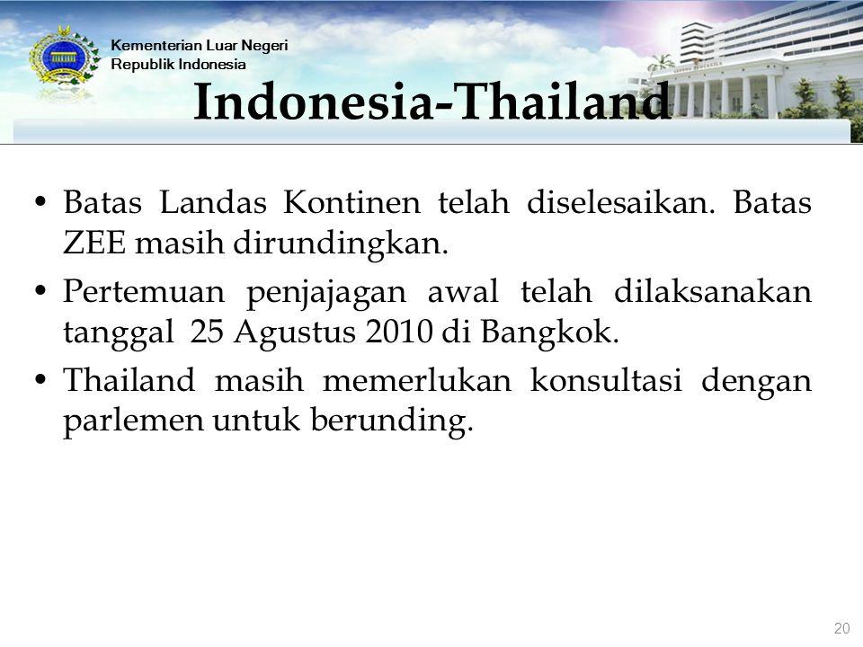 Kementerian Luar Negeri