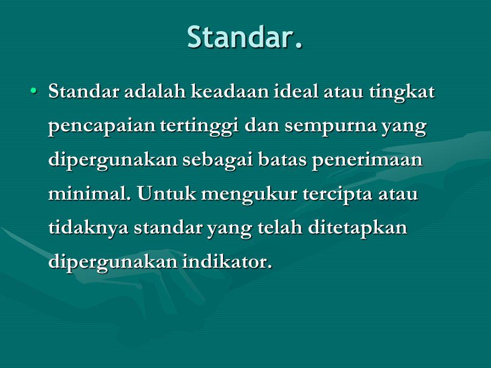 Standar.
