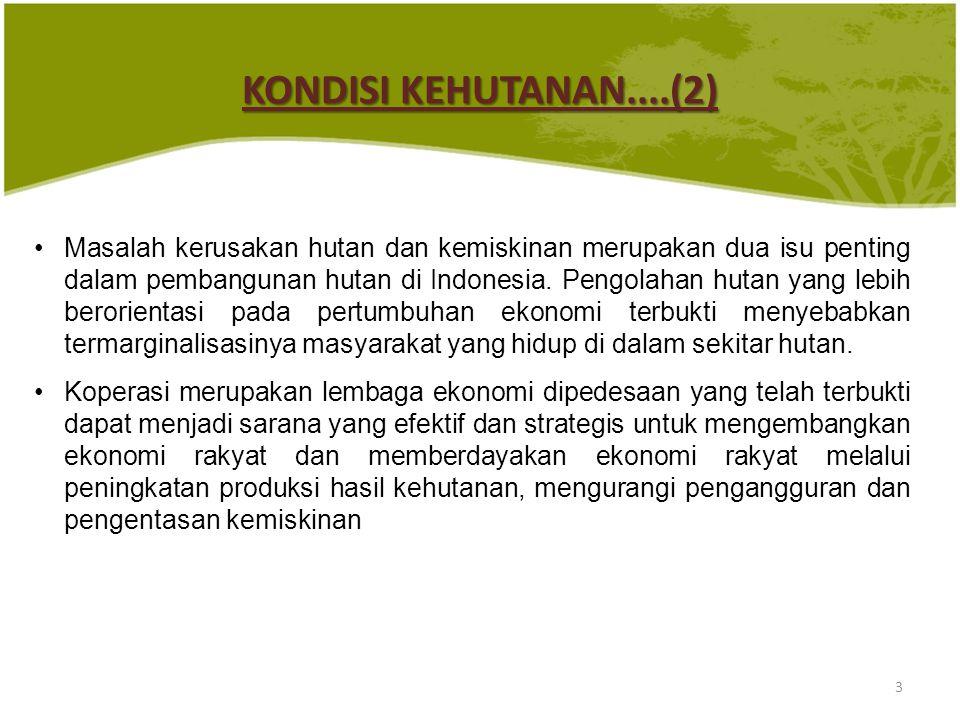 KONDISI KEHUTANAN....(2)