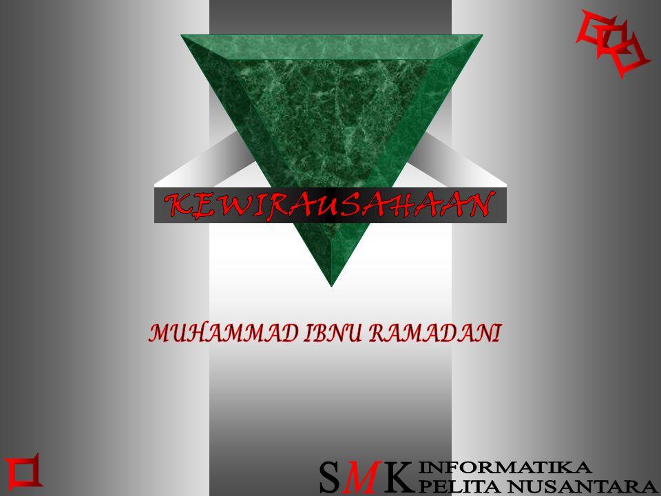 MUHAMMAD IBNU RAMADANI