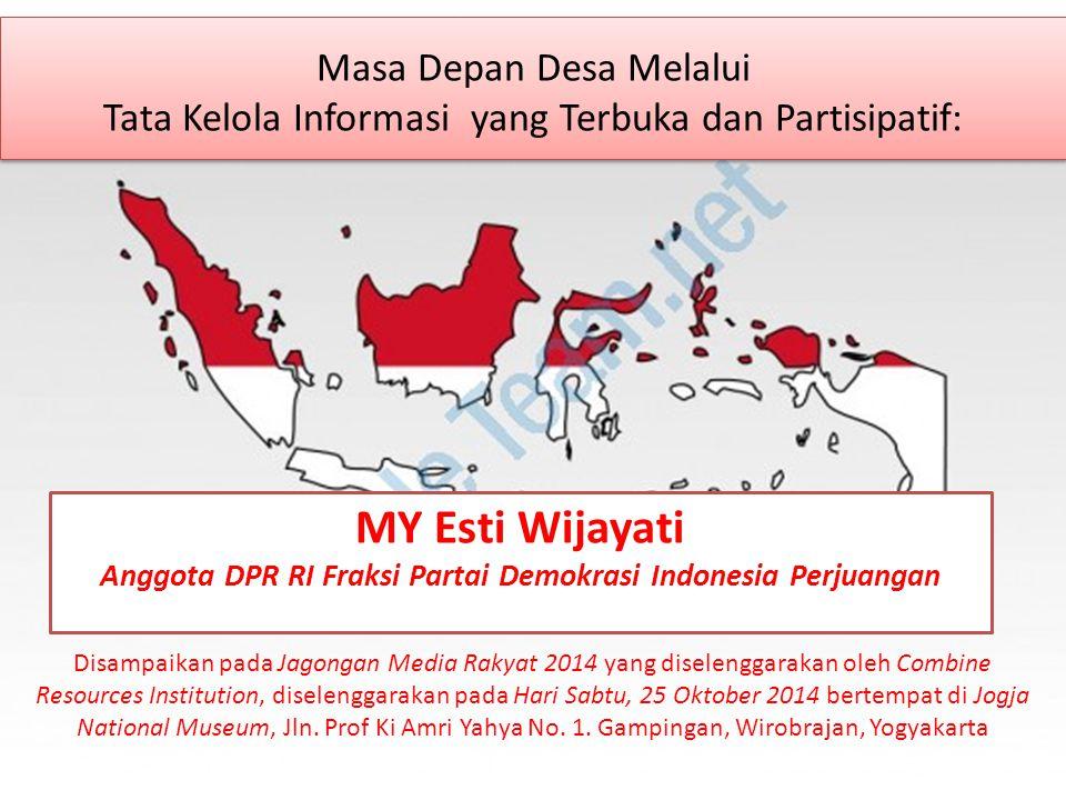 Anggota DPR RI Fraksi Partai Demokrasi Indonesia Perjuangan