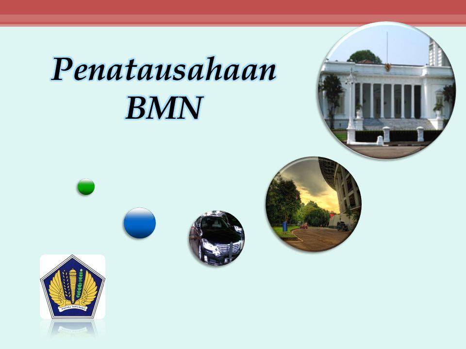 Penatausahaan BMN