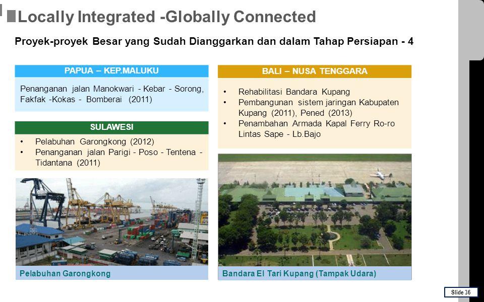 PENUTUP Di tengah globalisasi yang terjadi saat ini, Indonesia harus meningkatkan daya saing, dan menjadikan Indonesia bangsa yang unggul.