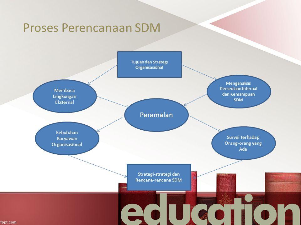 Proses Perencanaan SDM
