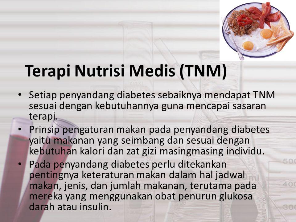 Terapi Nutrisi Medis (TNM)