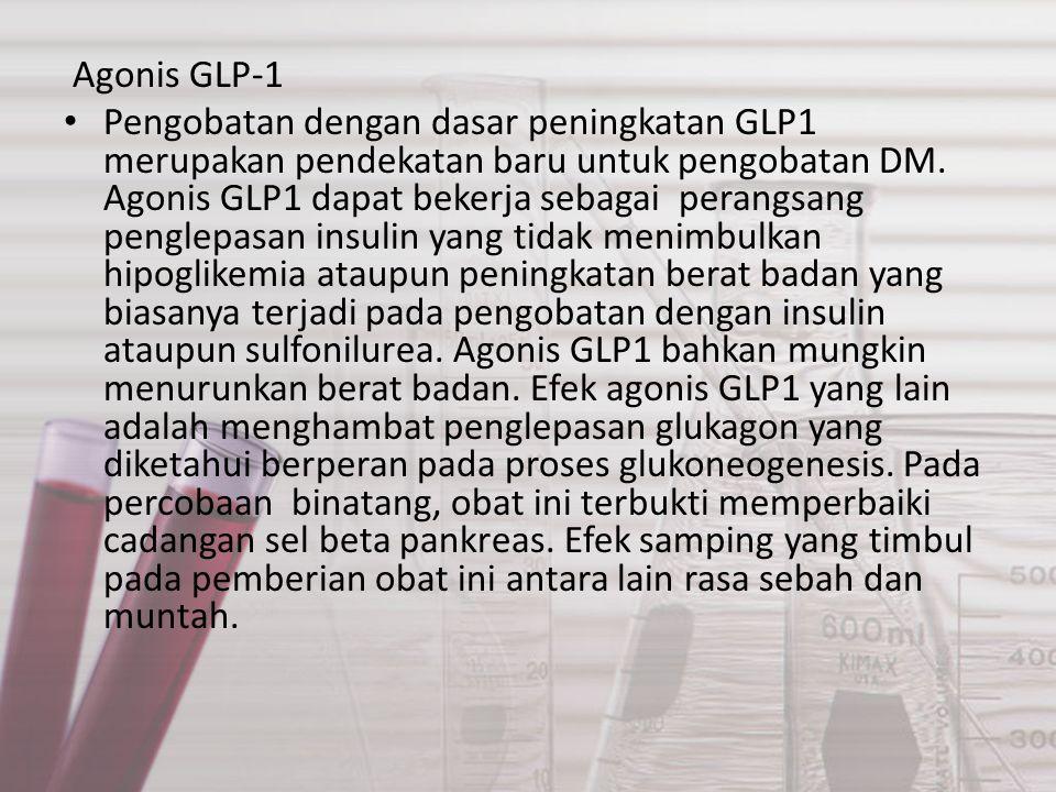 Agonis GLP-1