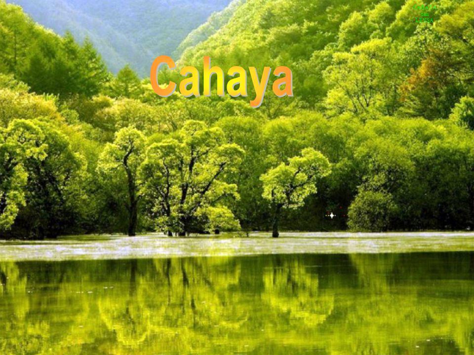 CAHAYA dan LENSA Cahaya