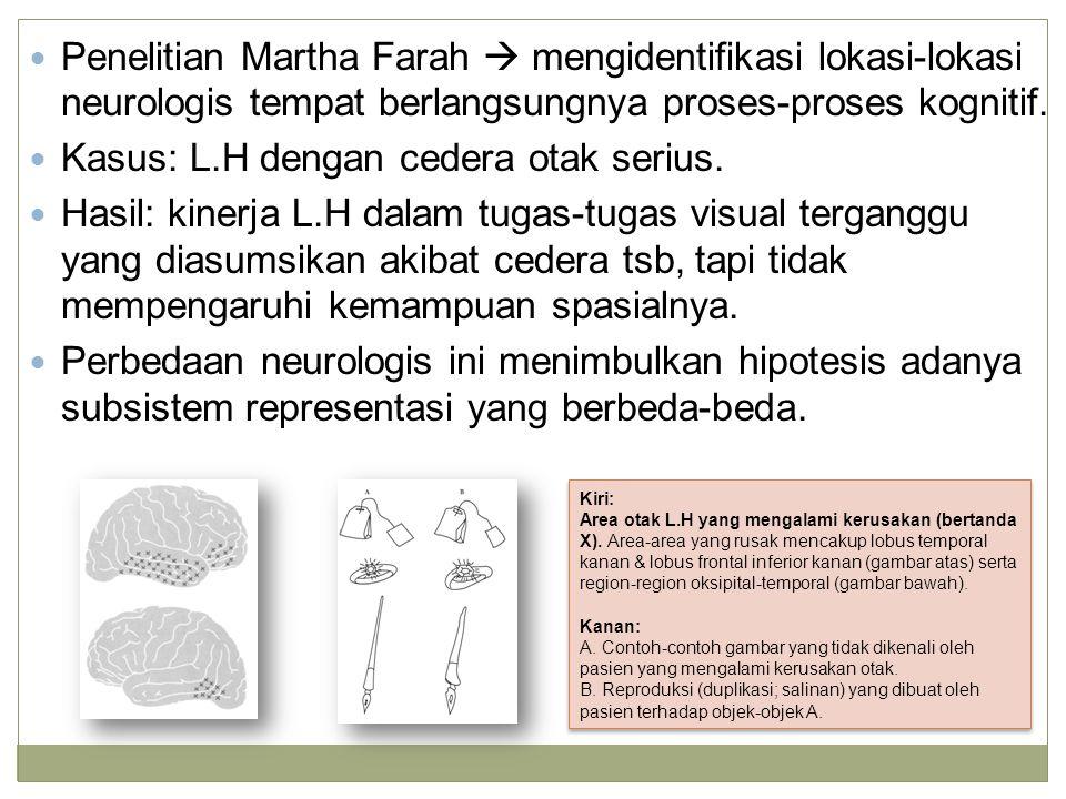 Kasus: L.H dengan cedera otak serius.