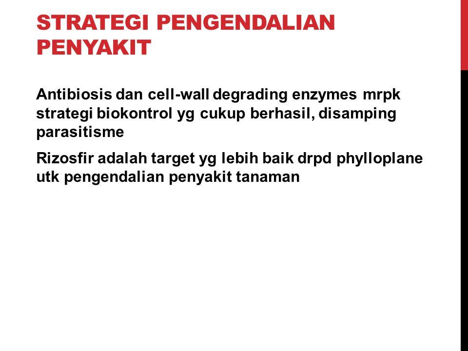 Strategi pengendalian penyakit