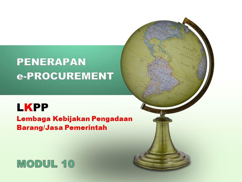 PENERAPAN e-PROCUREMENT