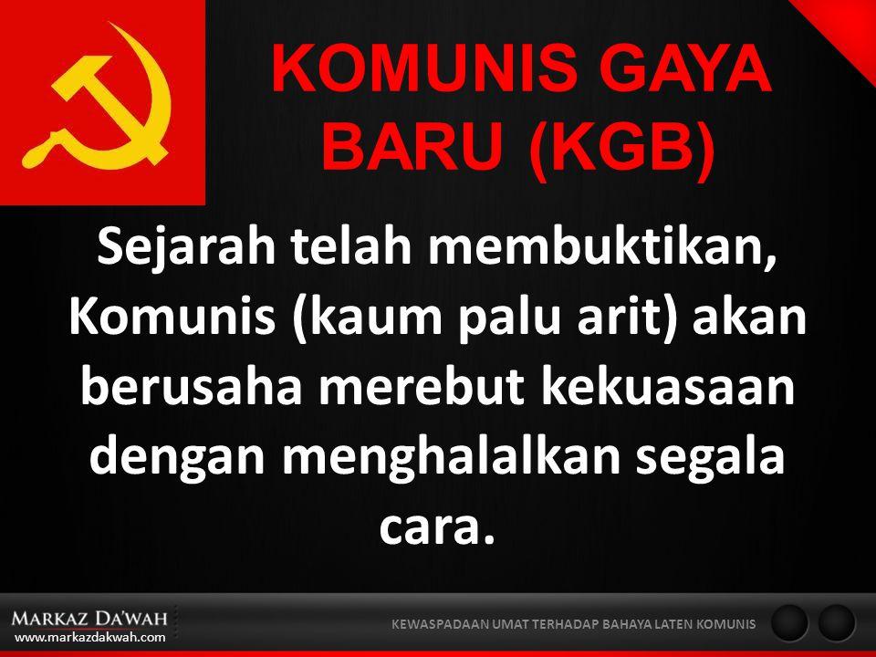 KOMUNIS GAYA BARU (KGB)