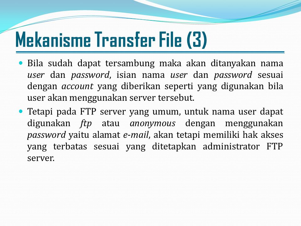 Mekanisme Transfer File (3)