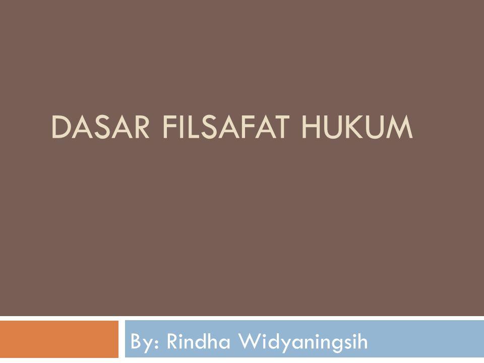By: Rindha Widyaningsih