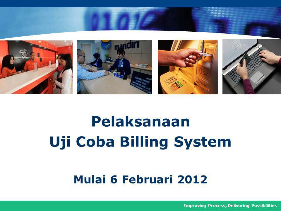 Uji Coba Billing System