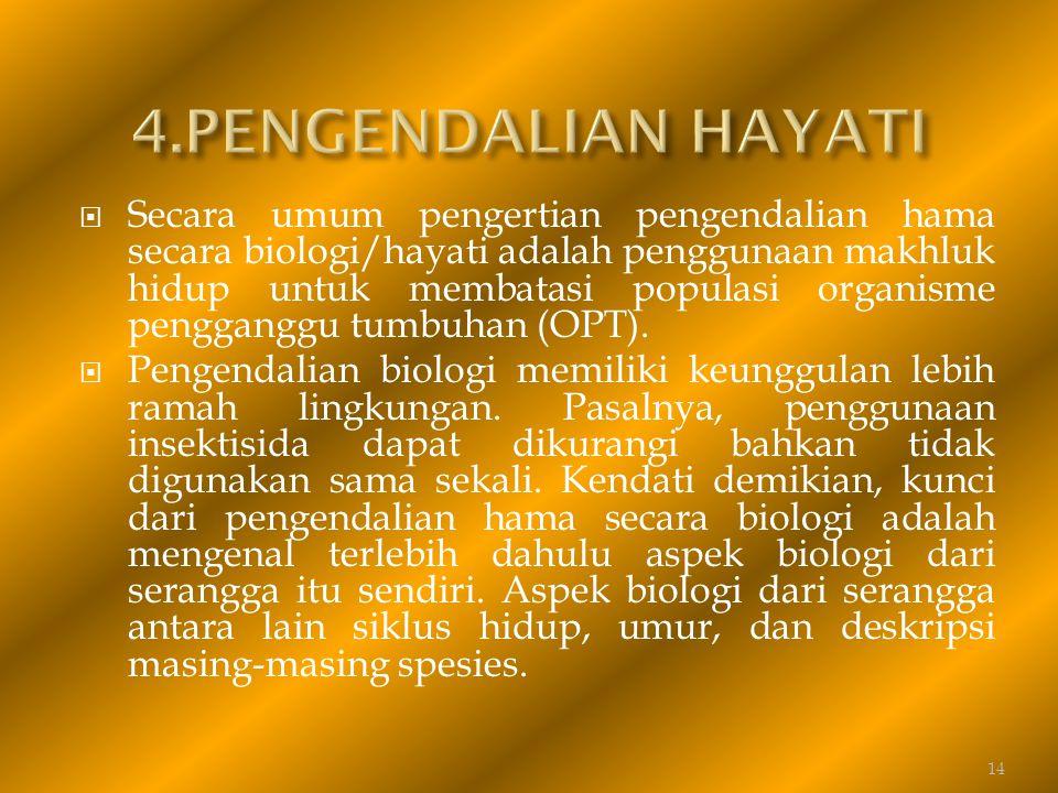 4.PENGENDALIAN HAYATI