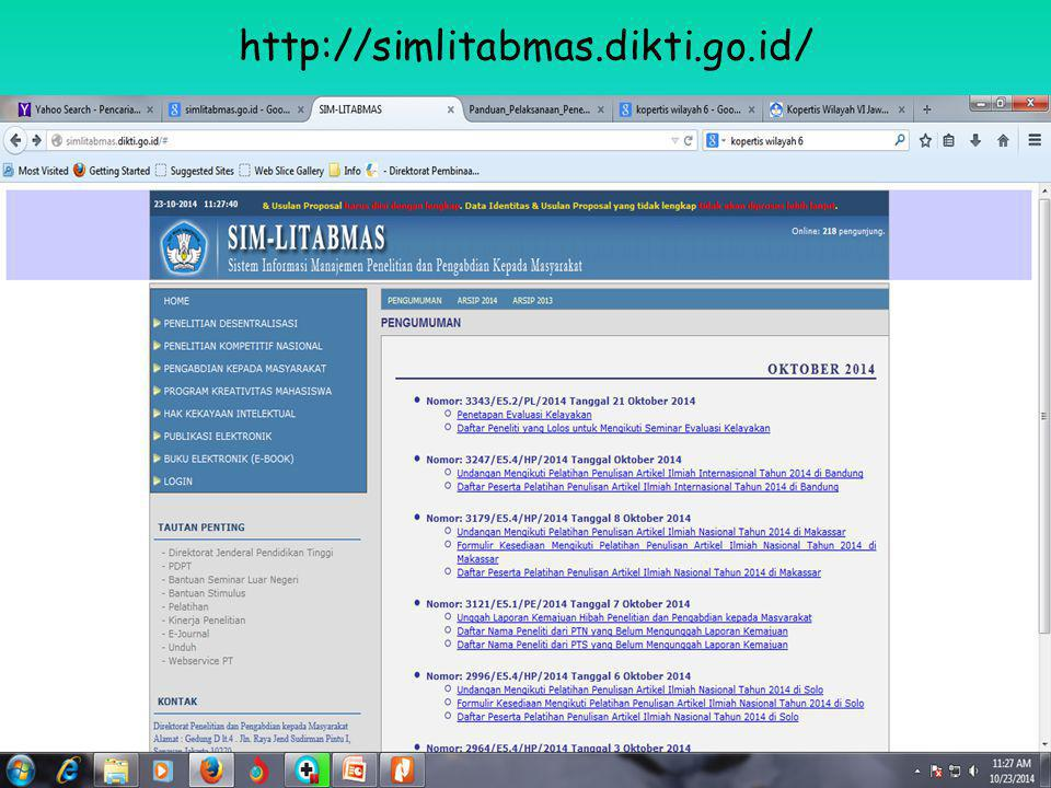 http://simlitabmas.dikti.go.id/