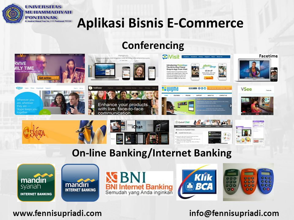 On-line Banking/Internet Banking