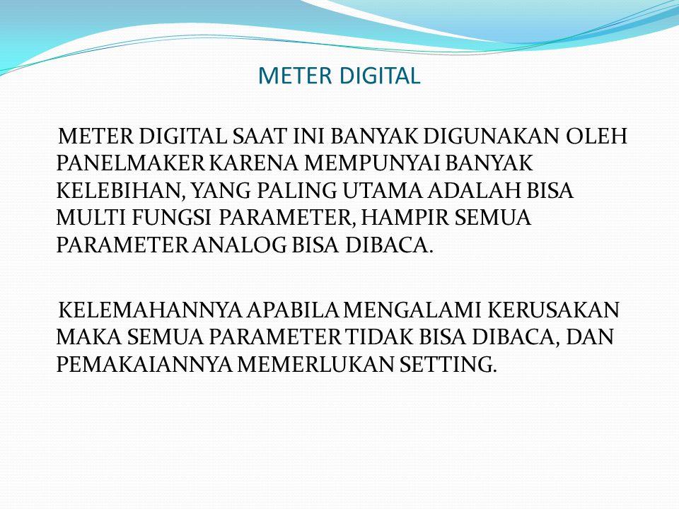 METER DIGITAL