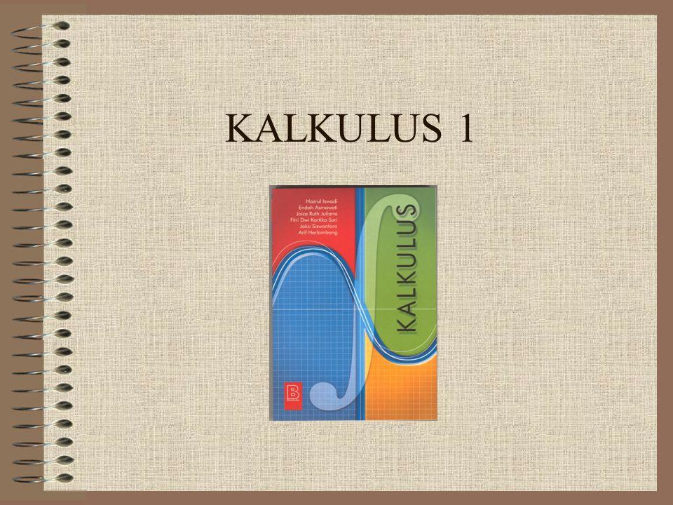 KALKULUS 1