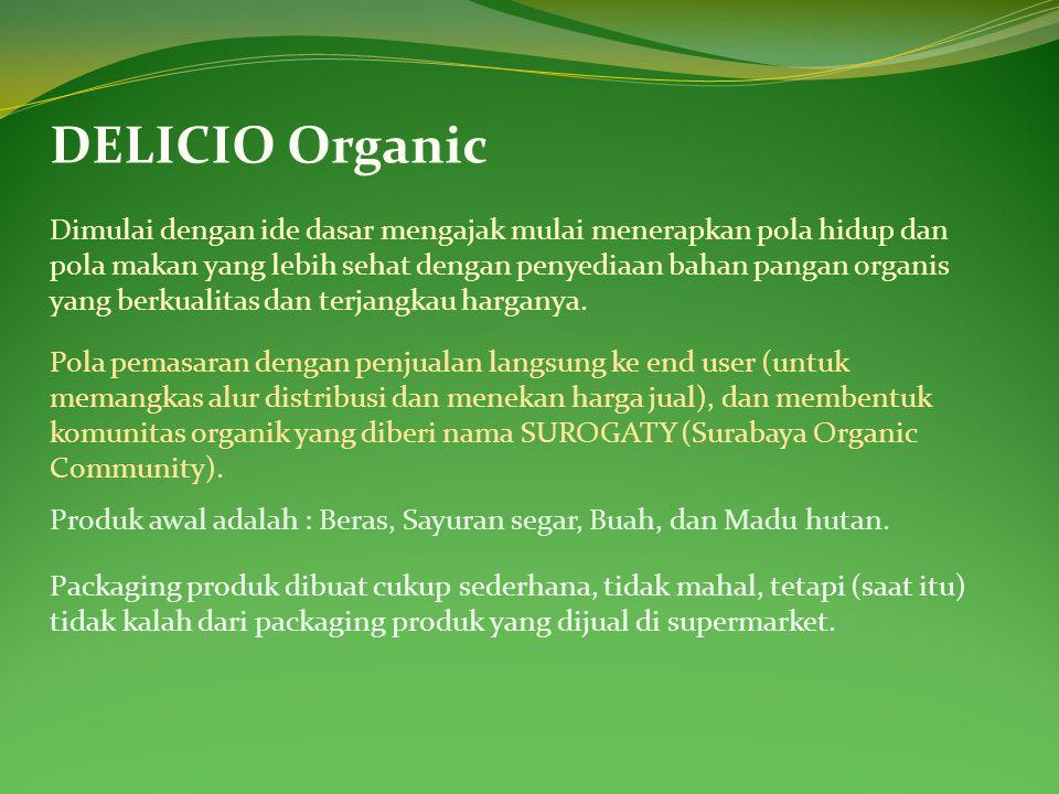 DELICIO Organic