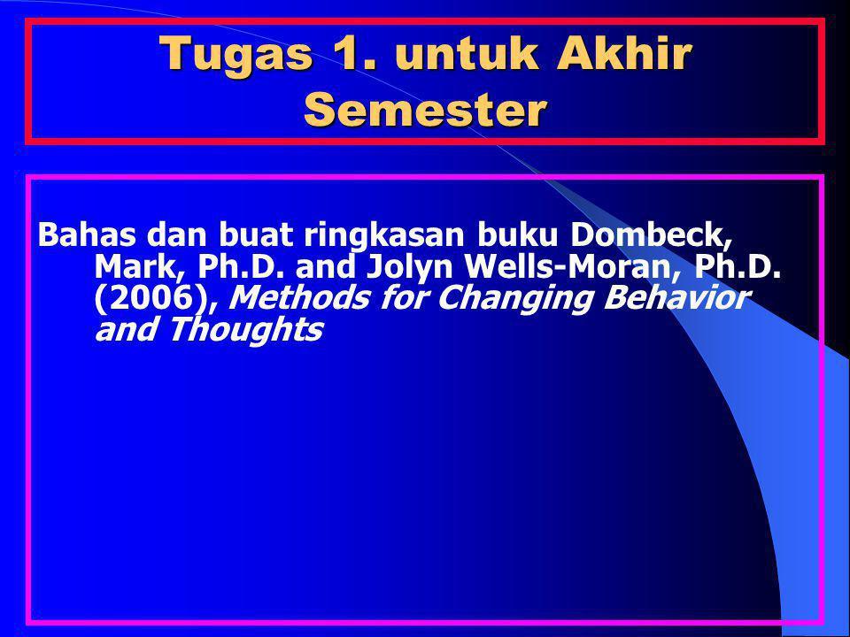 Tugas 1. untuk Akhir Semester