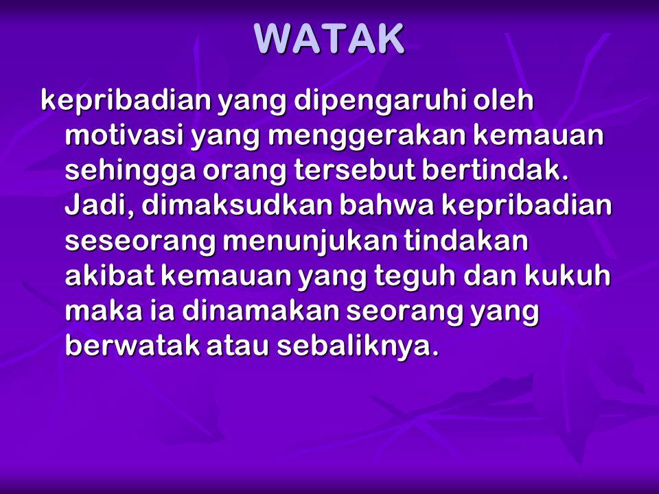 WATAK