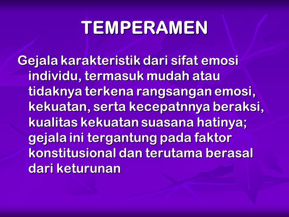 TEMPERAMEN