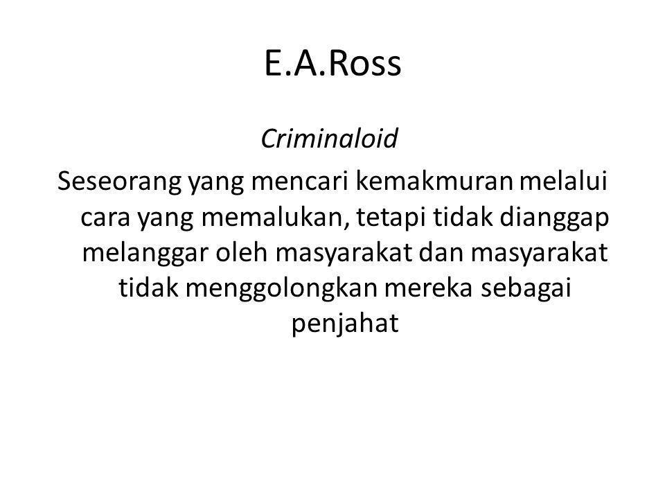 E.A.Ross