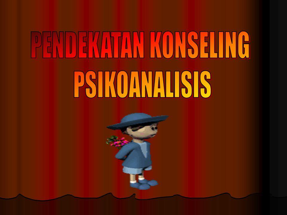 PENDEKATAN KONSELING PSIKOANALISIS