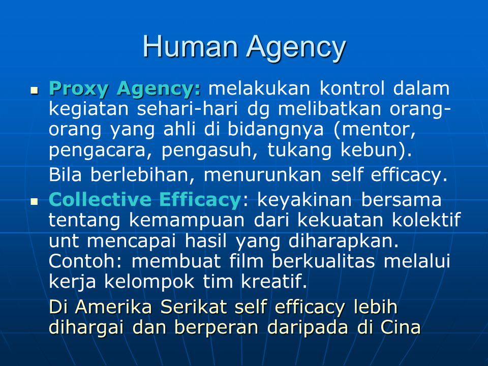 Human Agency