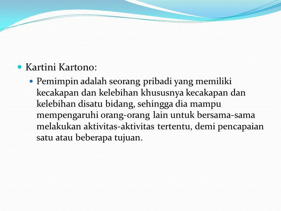 Kartini Kartono: